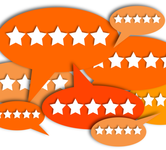 online reviews using RevFee